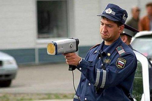 Все под колпаком - сотрудник гибдд сможет остановить правонарушителя дистанционно
