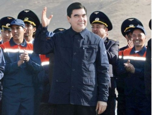 Втуркменистане дан старт строительству железной дороги вафганистан - «энергетика»