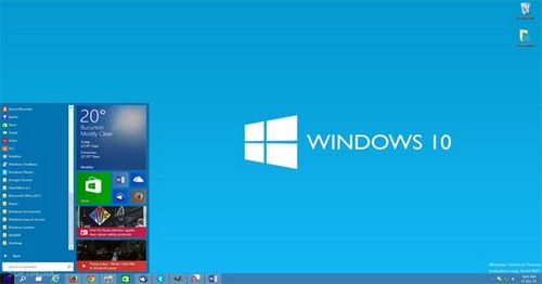 Выход windows 10 consumer preview ожидается в начале 2015 года