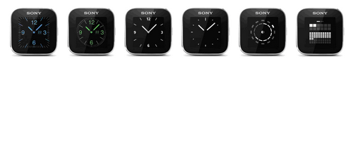 Выпущено более 200 приложений для умных часов sony smartwatch