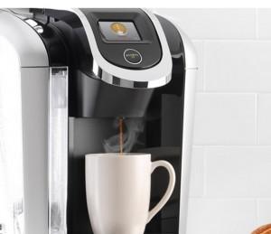 Взлом drm кофеварки