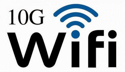 Wi-fi со скоростью передачи данных 10 гбит/с появится в 2015 году