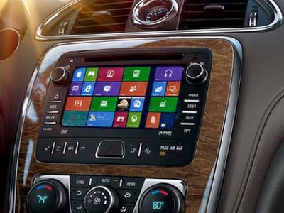 Windows in the car продолжает развиваться в недрах microsoft