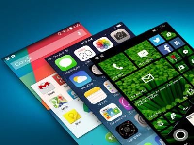 Windows phone принадлежит 10% рынка мобильных устройств