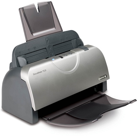 Xerox выпустила новый протяжной документ-сканер documate 152i