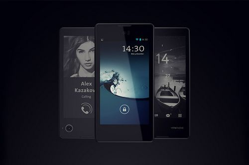 Yotaphone с двумя дисплеями презентовали в москве