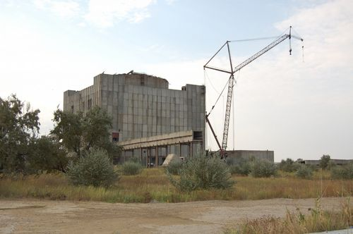 Заброшенная атомная станция станет солнечной электростанцией