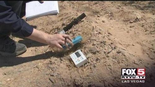 Загадочное место с искажением времени обнаружили в пустыне невады