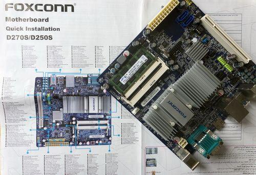 Записки о модернизации домашнего nas на платформе intel atom