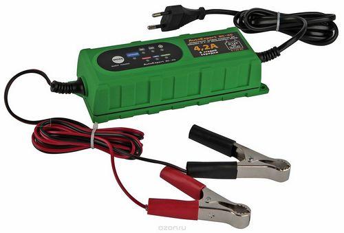 Зарядные устройства для акб: техническая сторона