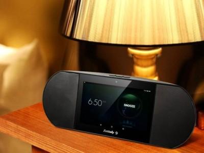 Zettaly avy - аудиоколонка со встроенным планшетом