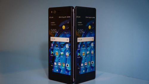 Zte axon m - инновационный раскладной смартфон