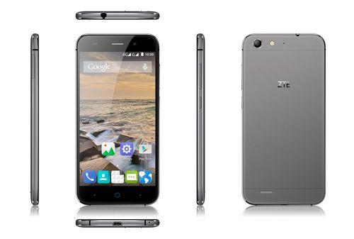 Zte представит в россии 3 смартфона из серии blade x