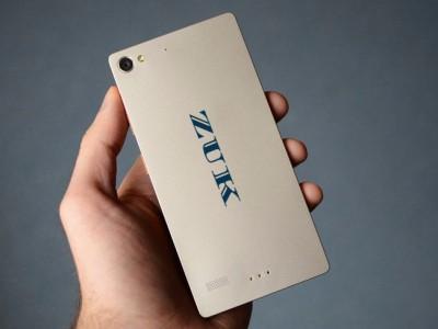 Zuk z1 оснастят батареей на 4000 мач